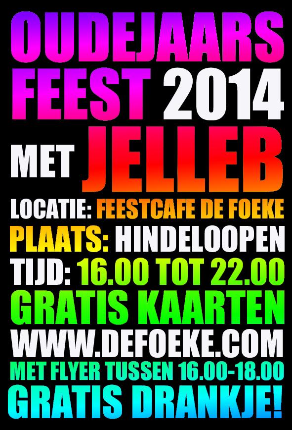 JelleB - De Foeke - Hindeloopen - Woensdag 31 December